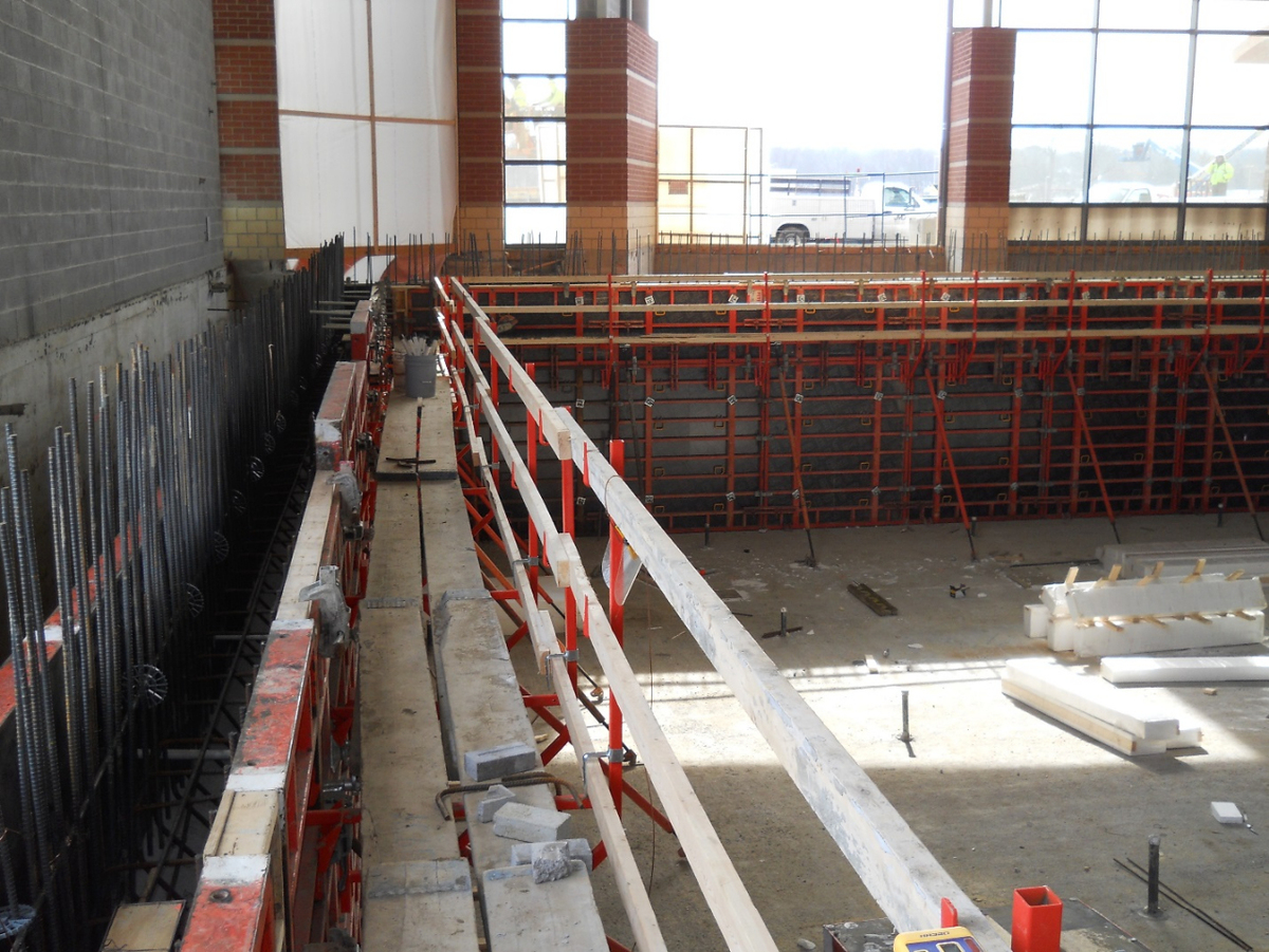 Cast-In-Place Concrete Vs  Shotcrete: What's The Difference
